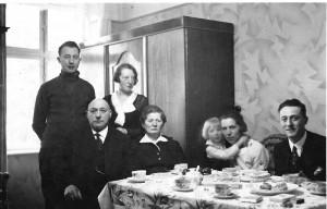 Familienphoto der Zeitzeugin R. Recknagel