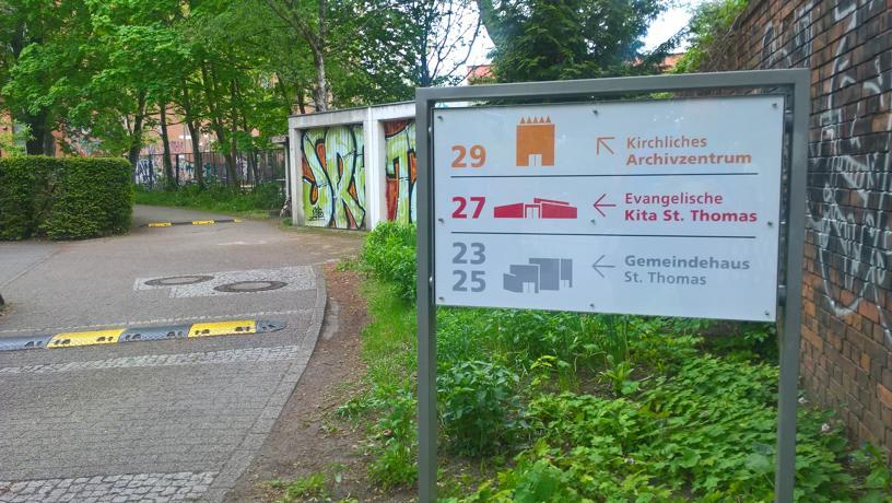 Landeskirchliches Archiv Berlin